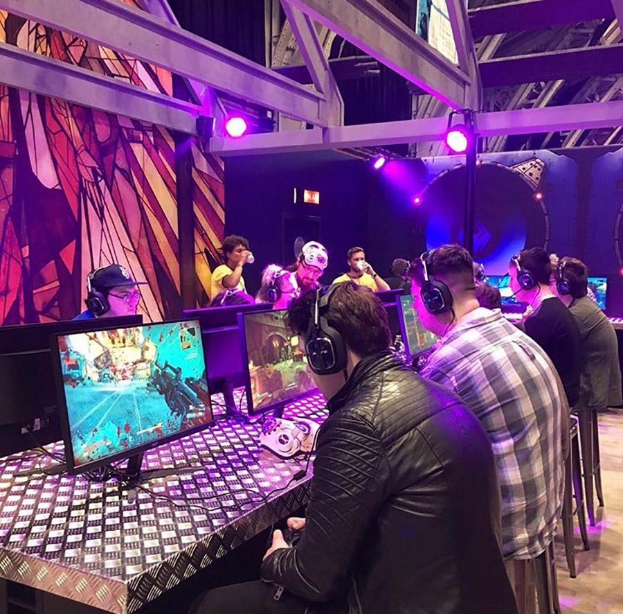 2K Games - Borderlands 3 Launch