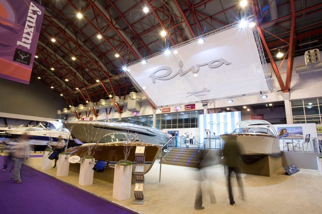 Riva Exhibition Stand Design