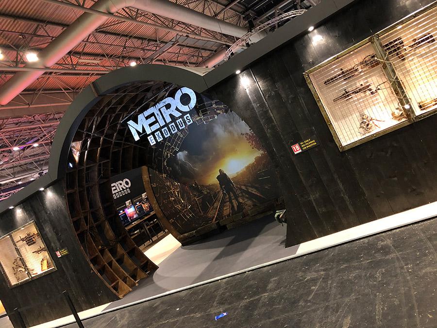 Koch Media - Metro Exodus Launch