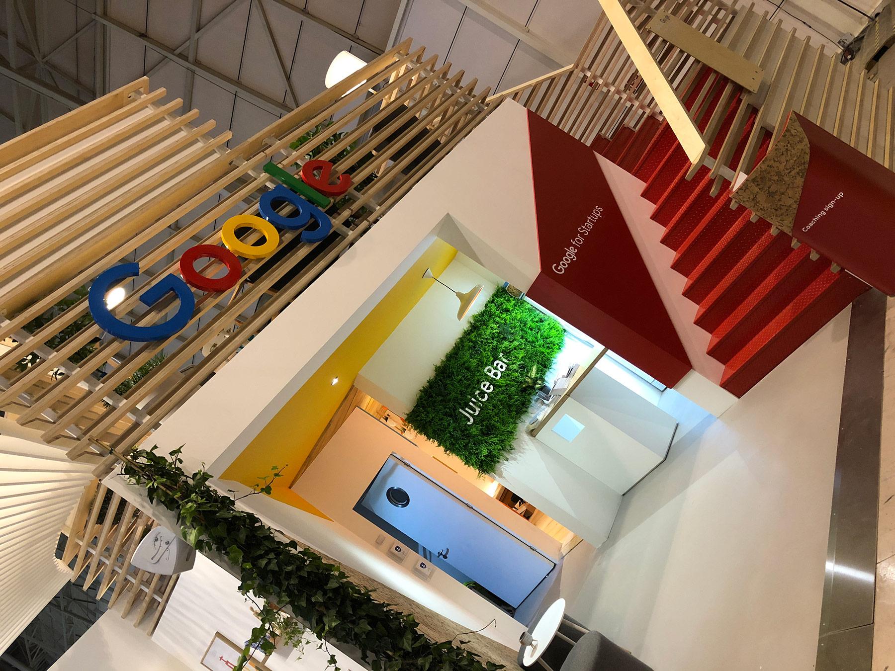 Google - Web Summit Lisbon