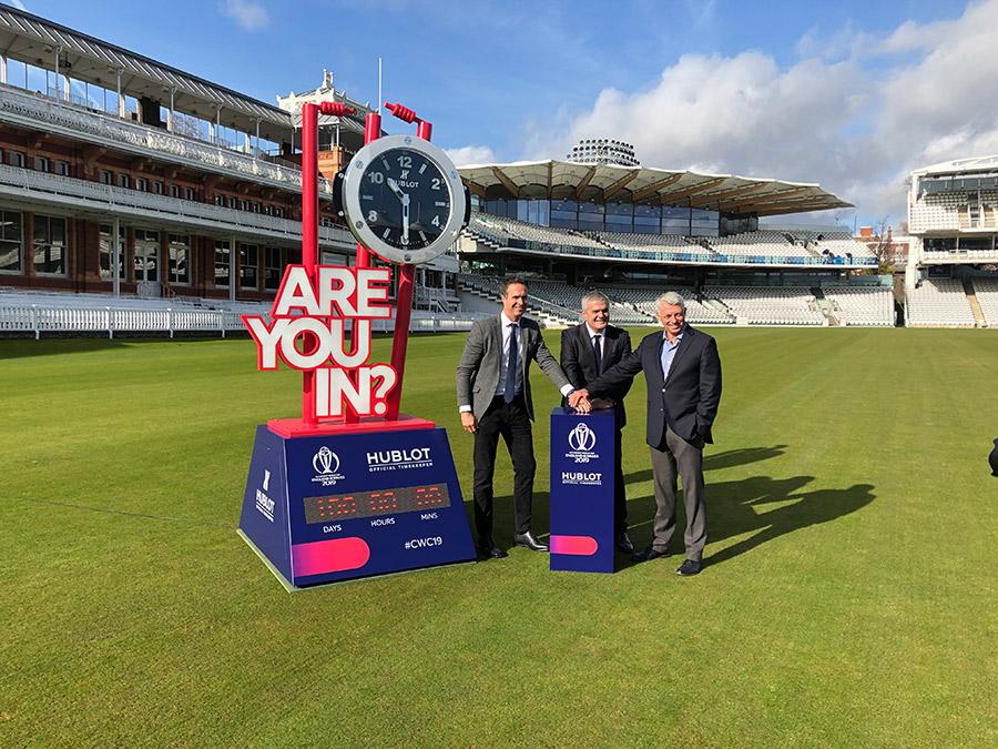 Hublot - Cricket World Cup