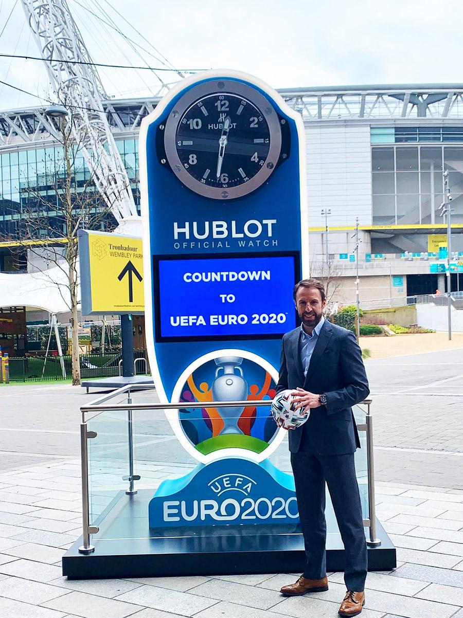 Hublot UEFA Euro 2020 Countdown