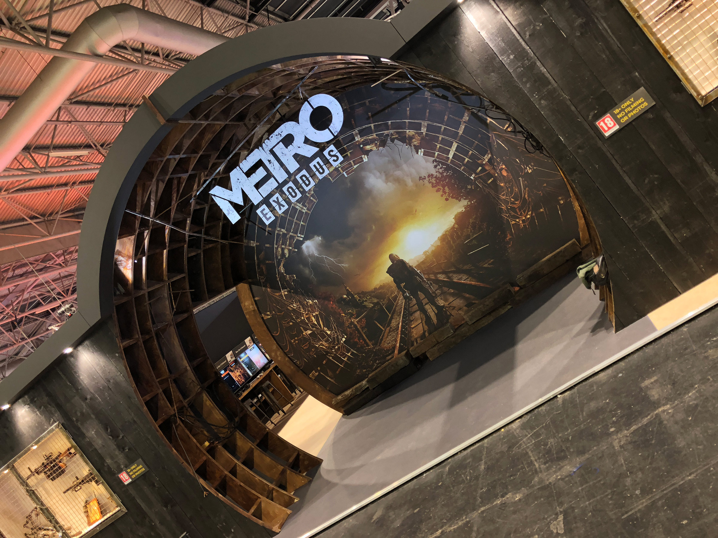 Koch Media - Metro Exodus Launch