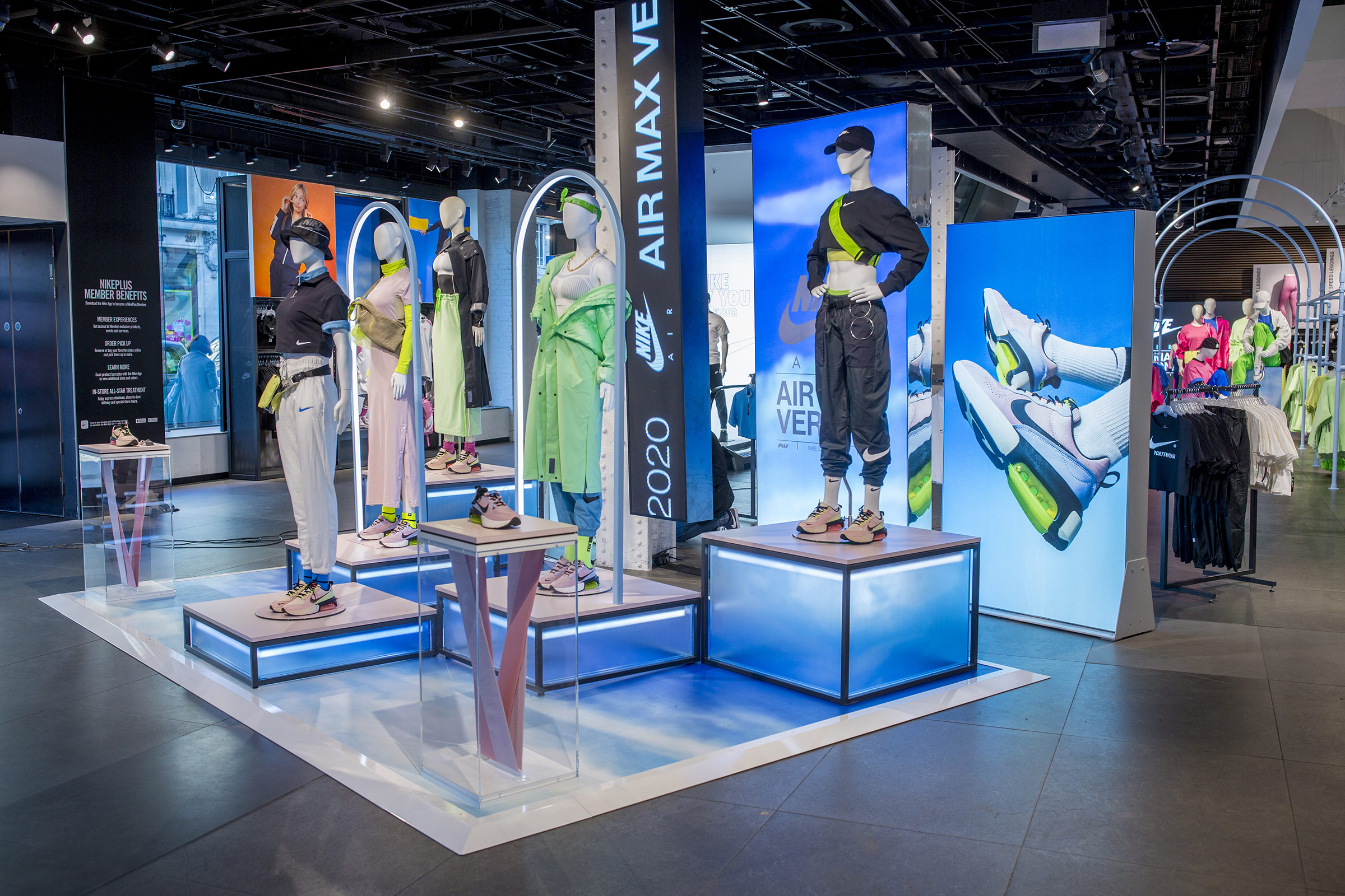 Nike Store by NJM